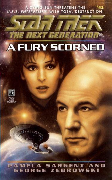A Fury Scorned (Star Trek: The Next Generation)