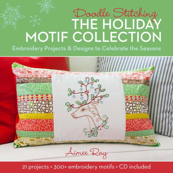 Doodle Stitching:The Holiday Motif Collection