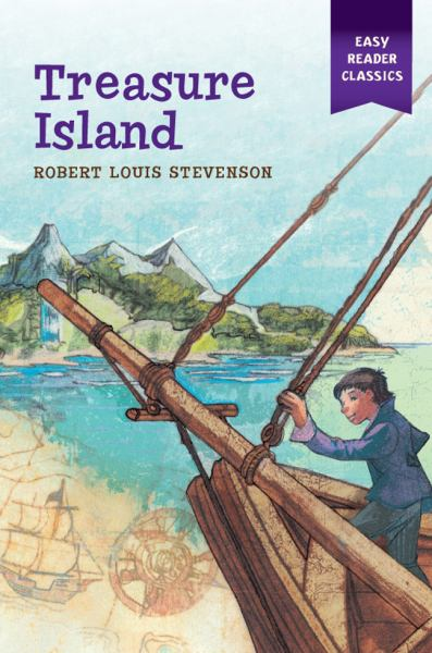 Treasure Island (Easy Reader Classics)