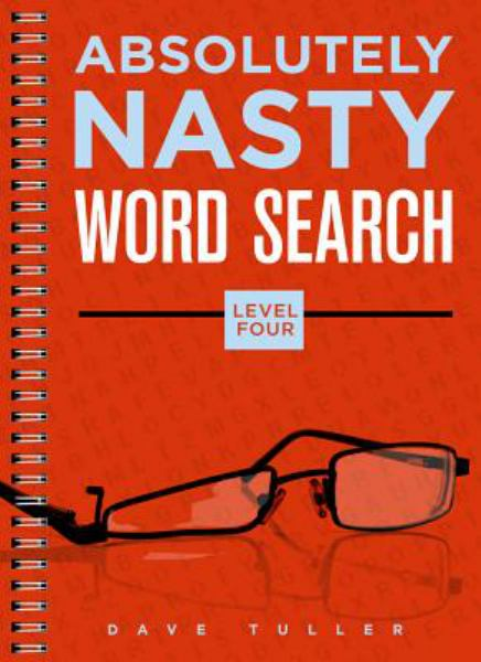 Absolutely Nasty Word Search (Level Four)