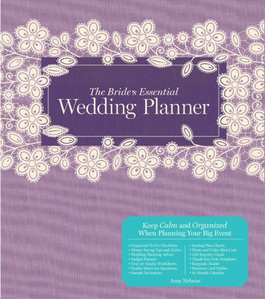 The Bride's Essential Wedding Planner (Deluxe Edition)