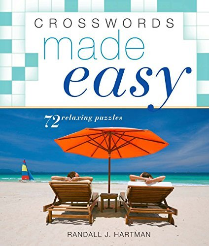 Crosswords Made Easy: 72 Relaxing Puzzles