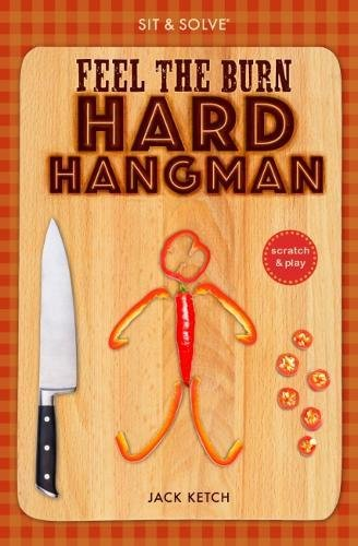 Feel the Burn Hard Hangman (Sit & Solve)