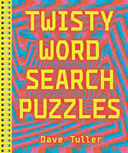 Twisty Word Search Puzzles