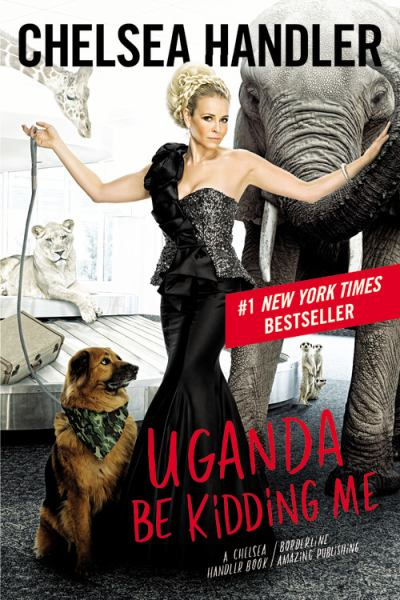 Uganda Be Kidding Me (Large Print)
