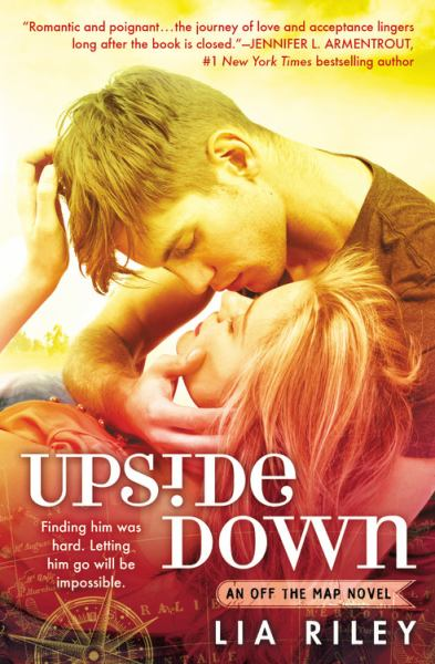 Upside Down (Off the Map, Bk. 1)