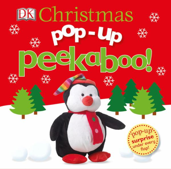 Christmas - Pop-Up Peekaboo!