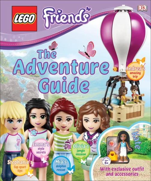 Lego Friends: The Adventure Guide