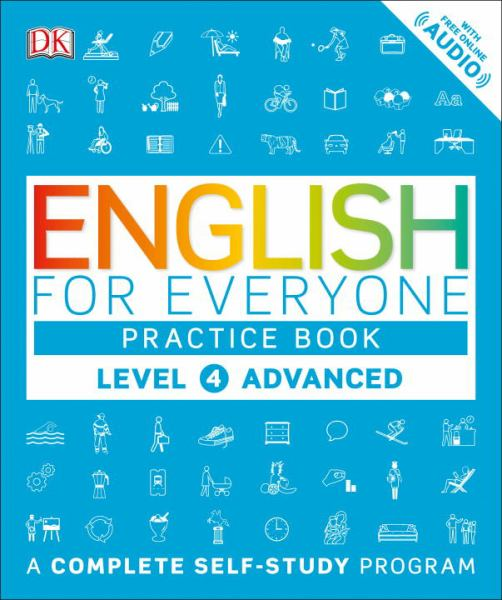 English For Everyone Practice Book (Level 4 Advanced)