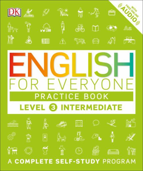 English for Everyone Practice Book (Level 3 Intermediate)