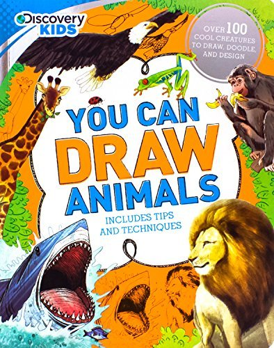 You Can Draw Animals (Discovery Kids)