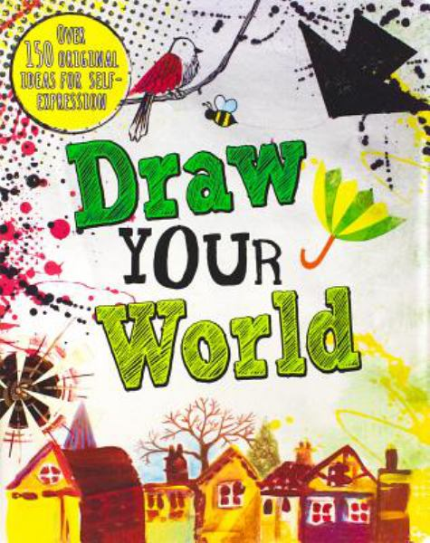 Draw Your World (Doodle Books)