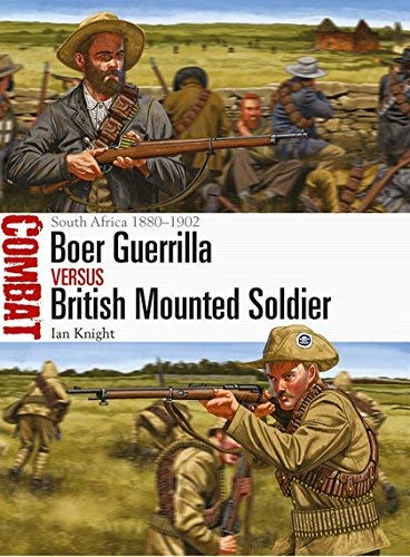 Boer Guerrilla vs British Mounted Soldier: South Africa 1880-1902 (Combat)