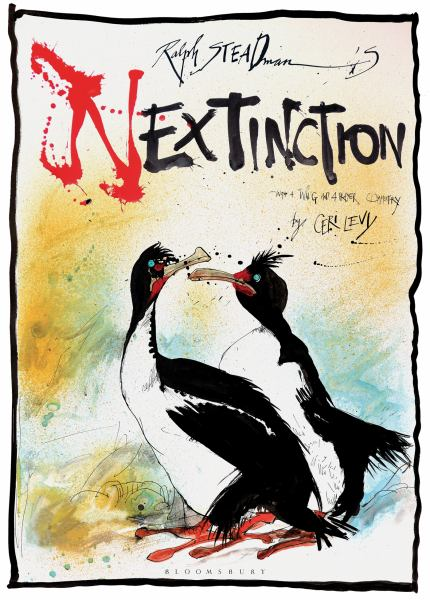 Nextinction: Critically Endangered Birds of the World