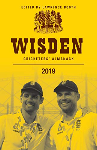 Wisden Cricketers' Almanack 2019