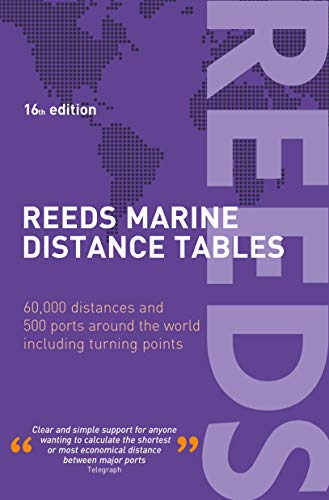 Reeds Marine Distance Tables (16th Edition)