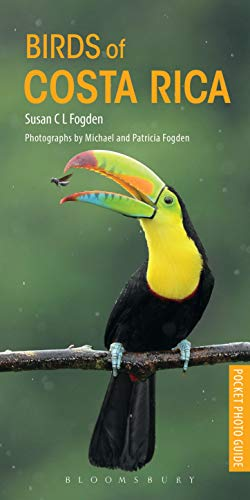Birds of Costa Rica (Pocket Photo Guides)