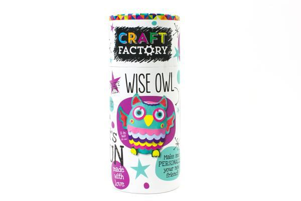 Wise Owl (Craft Factory)