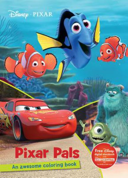 Pixar Pals