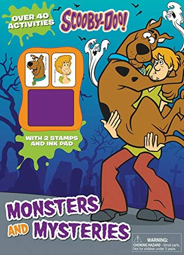 Monsters and Mysteries Activity Book (Scooby-Doo!)