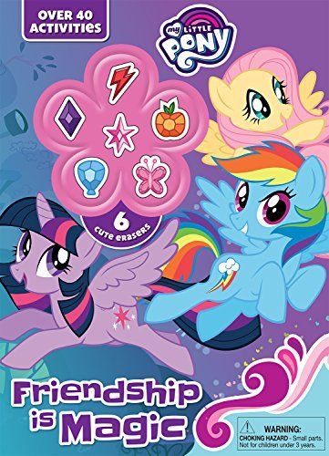Friendship is Magic Activity Book (My Little Pony)