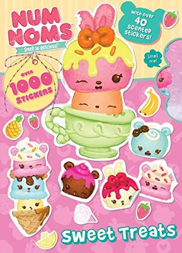 Sweet Treats Activity Book (Num Noms)