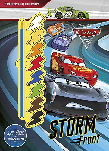 Storm Front (Disney Pixar Cars with Paint Palette)
