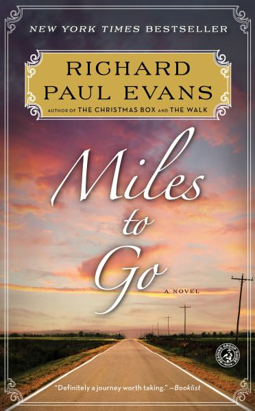 Miles to Go (The Walk, Journal #2)