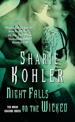 Night Falls on the Wicked (Moon CHasers)