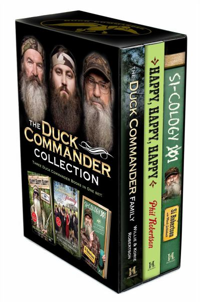 The Duck Commander Collection: Duck Commander Family/Happy, Happy, Happy/Si-Cology 1