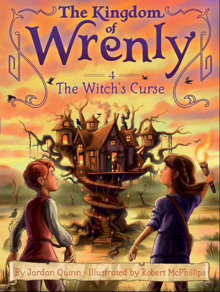 The Witch's Curse (The Kingsom of Wrenly, Bk. 4)