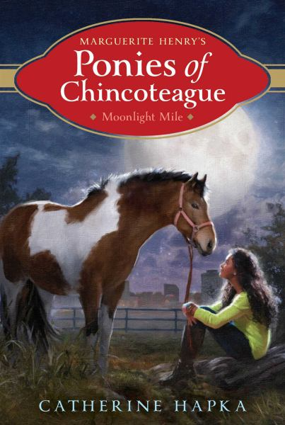 Moonlight Mile (Ponies of Chincoteague, Bk. 4)