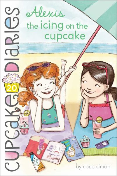 Alexis the Icing on the Cupcake (Cupcake Diaries, Bk. 20)