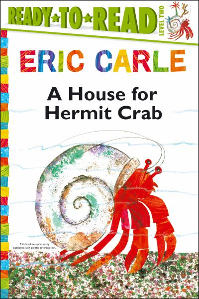 A House for Hermit Crab (Ready-to-Read, Level 2)