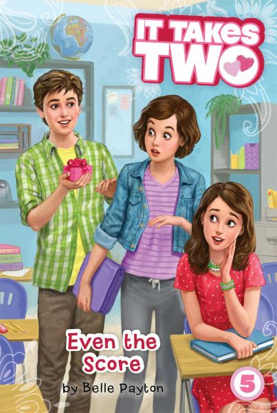Even the Score (It Takes Two, Bk. 5)