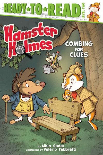 Hamster Holmes, Combing for Clues (Ready-To-Read Level, 2)