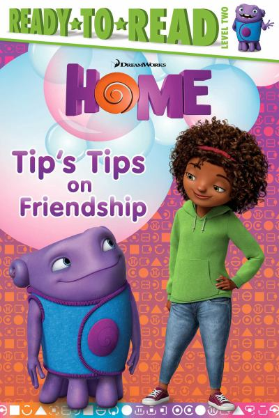 Tip's Tips on Friendship (Home, Ready-to-Read Level 2)