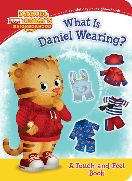 What Is Daniel Wearing? 9Daniel Tiger's Neighborhood)