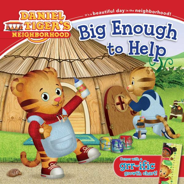 Big Enough to Help (Daniel Tiger's Neighborhood)