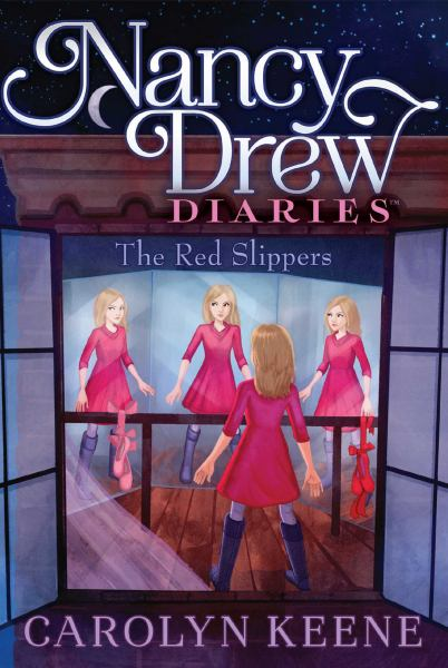 The Red Slippers (Nancy Drew Diaries, Bk. 11)