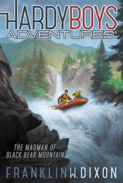 The Madman of Black Bear Mountain (Hardy Boys Adventures, Bk. 12)
