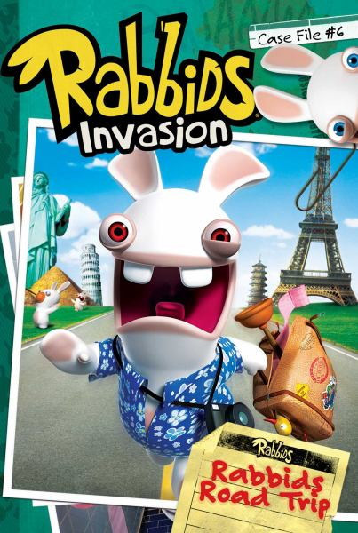 Rabbids Road Trip (Rabbids Invasion, Case File #6)
