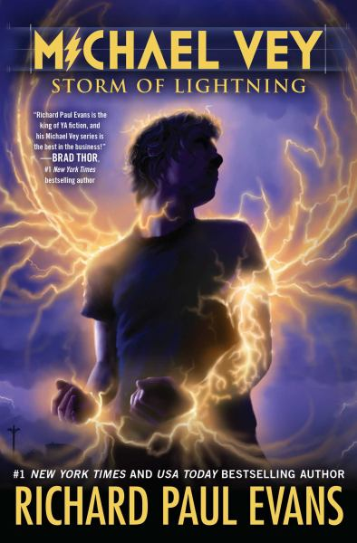 Storm of Lightning (Michael Vey, Bk.5)