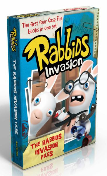 The Rabbids Invasion Files Collection (First Contact/New Developments/The Acidental Accomplice/Rabbids Go Viral)
