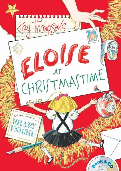 Eloise at Christmastime (Book & CD)