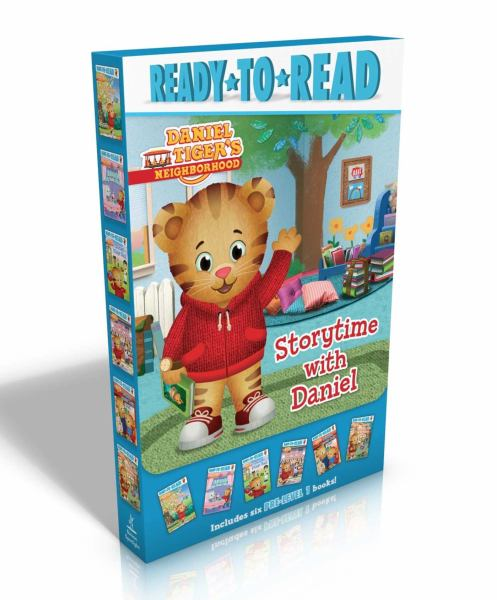 Storytime with Daniel (Daniel Tiger's Neighborhood, Ready-to-Read Pre Level 1)