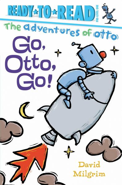 Go, Otto, Go! (The Adventures of Otto, Ready-to-Read Level 1)