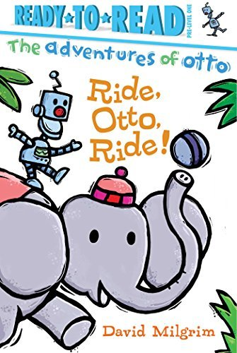 Ride, Otto, Ride! (The Adventures of Otto, Ready-to-Read Pre-Level 1)
