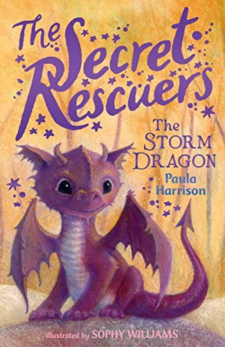 The Storm Dragon (The Secret Rescuers, Bk. 1)