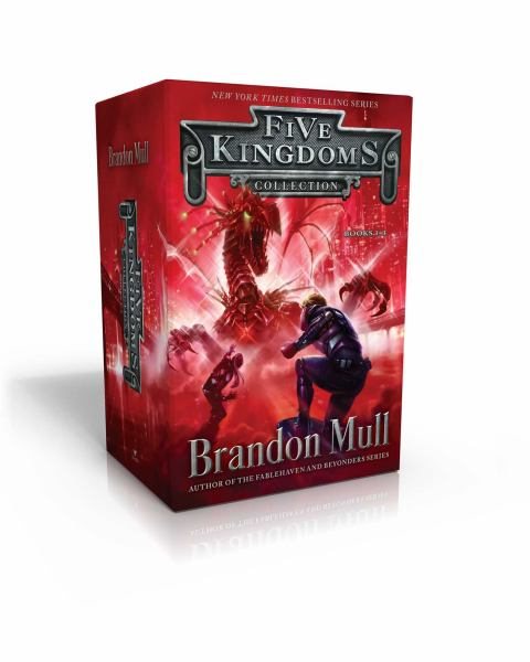 Five Kingdoms Collection (Sky Raiders/Rogue Knight/Crystal Keeper)